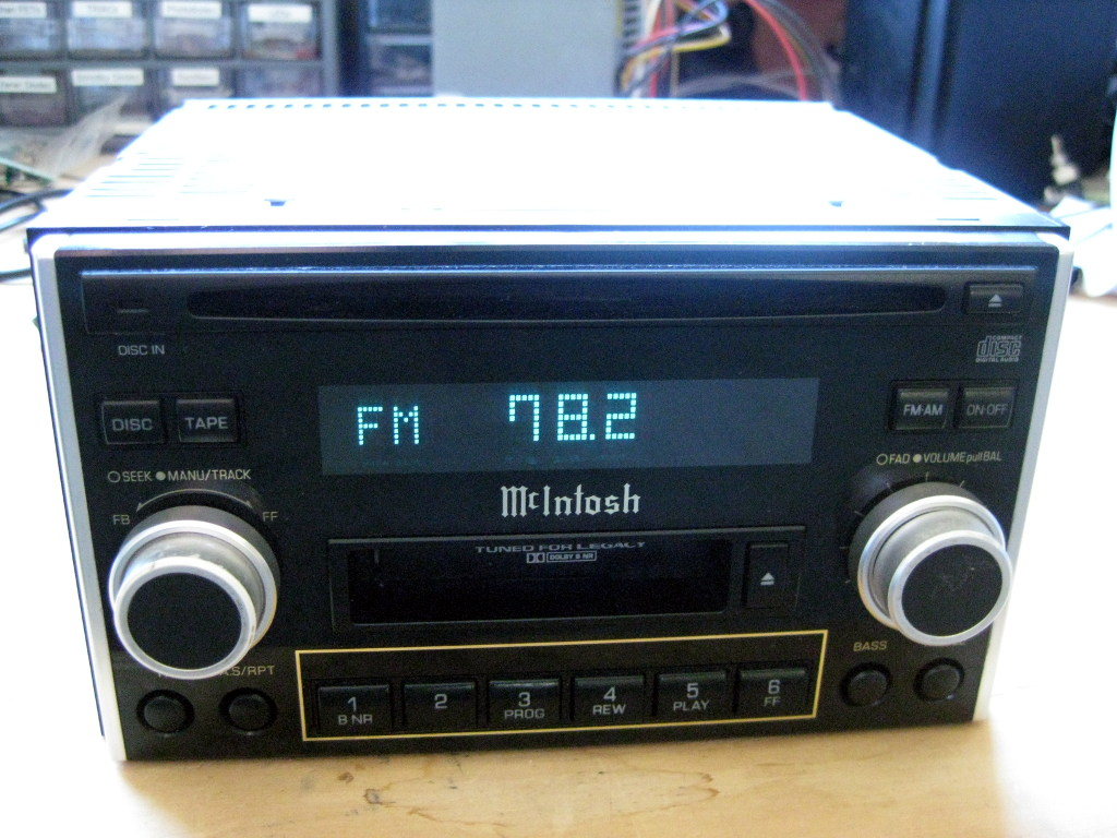 Japanese Import Fm Tuner Conversion My Blog Hacks And Mods Easy To Use Radio Receiver What