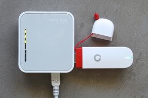 TP-Link TL-MR3020 and Vodafone K3772 3G modem