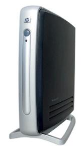 HP t5525 thin terminal